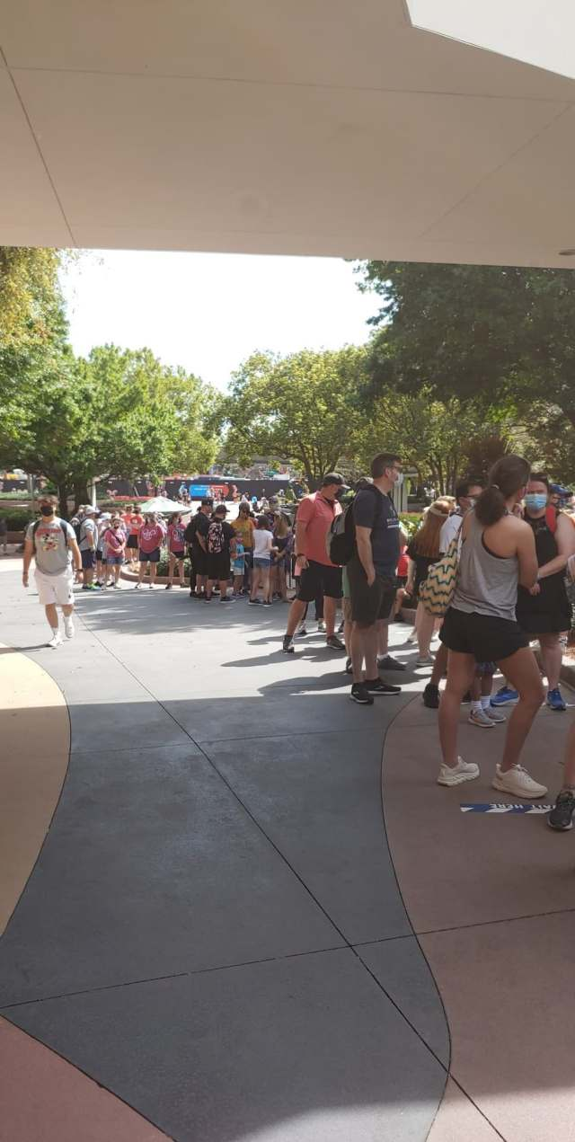 Power Outage in Epcot closes several attractions 3