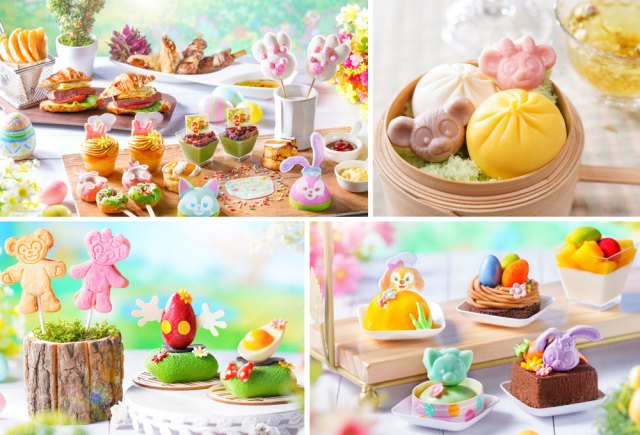 Don't miss these Easter Snacks & Treats coming to the Disneyland Resorts 5