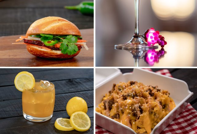 Food Guide to 'A Touch of Disney' at Disney California Adventure Opening March 18 22