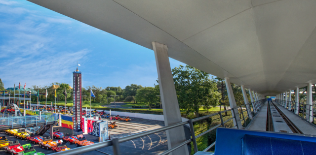 Tomorrowland Transit Authority PeopleMover reopening pushed again... 3