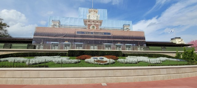 Magic Kingdom testing Facial Recognition for theme park entry 2