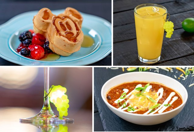 Food Guide to 'A Touch of Disney' at Disney California Adventure Opening March 18 24