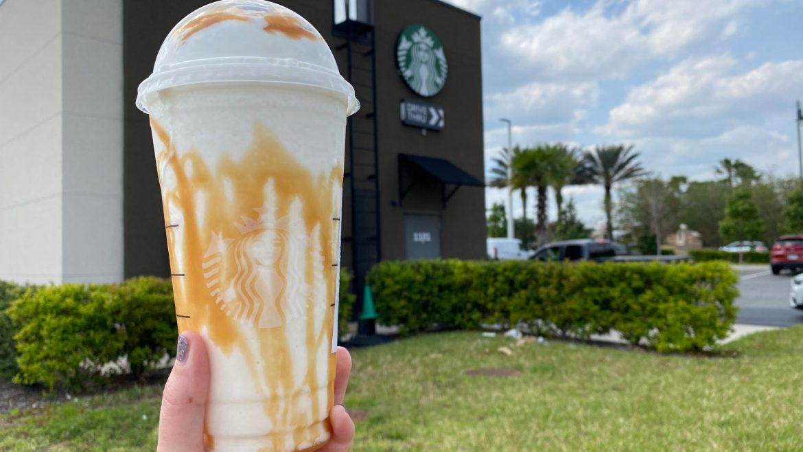 You can now Order a Butterbeer at Starbucks