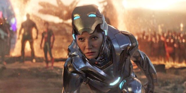 Gwyneth Paltrow as Pepper Potts in Avengers: Endgame