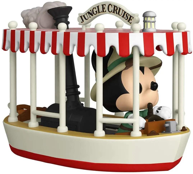 Jungle Cruise Skipper Mickey Funko POP Sets Sale For Pre-Order
