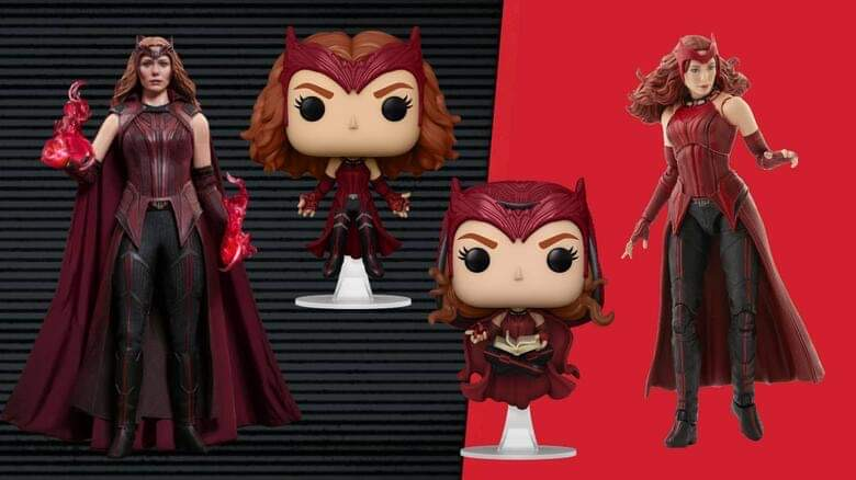All New Scarlet Witch Merchandise from Marvel
