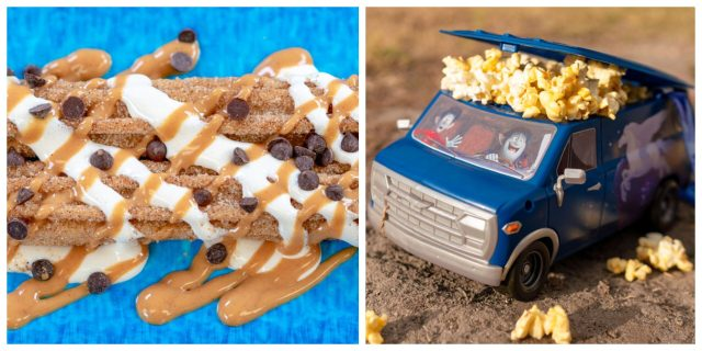 Food Guide to 'A Touch of Disney' at Disney California Adventure Opening March 18 2
