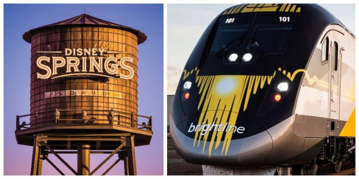 New Brightline details have been revealed for Disney Springs Connection