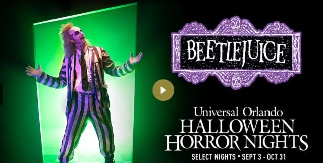 Universal Orlando's Halloween Horror Nights 30 returning on Sept 3rd! 1