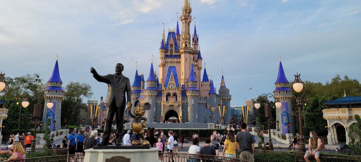 Celebrate the history of Disney World's 50th at the Orange County History Center