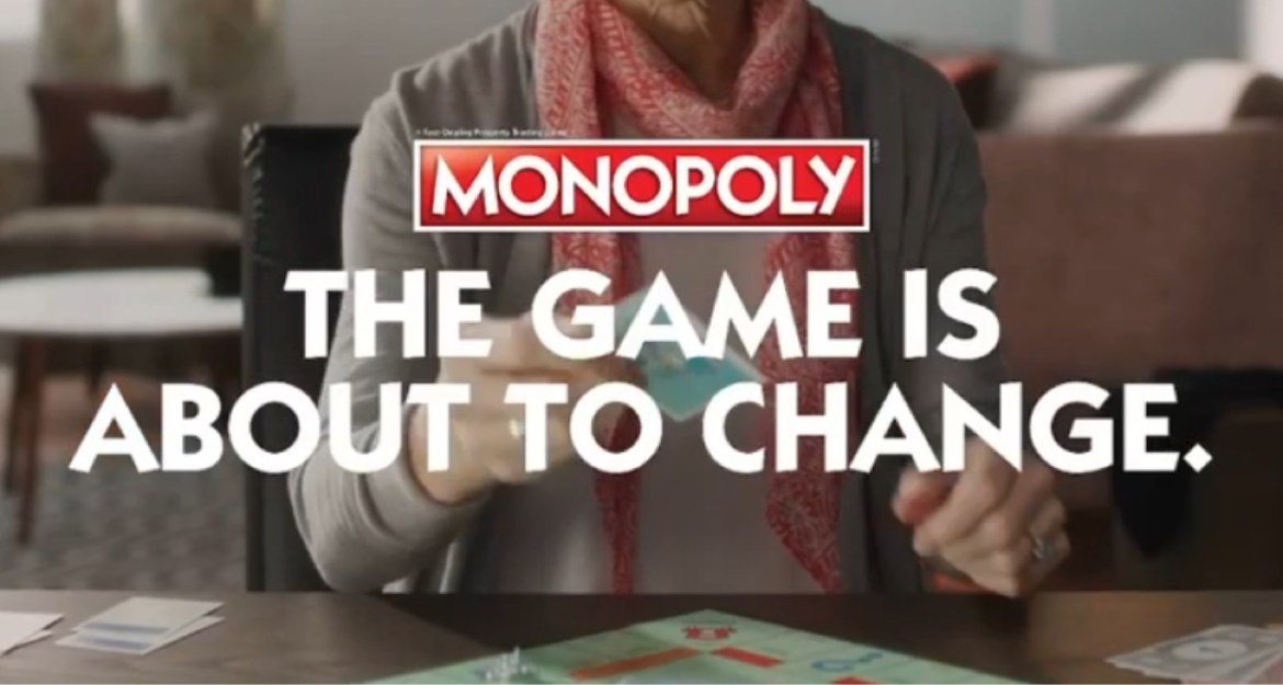 Hasbro is updating the Monopoly Game for the first time in 85 years
