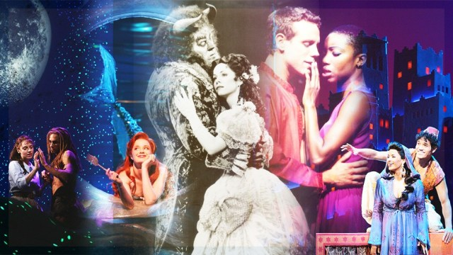 The Casts of Disney Musicals on Broadway