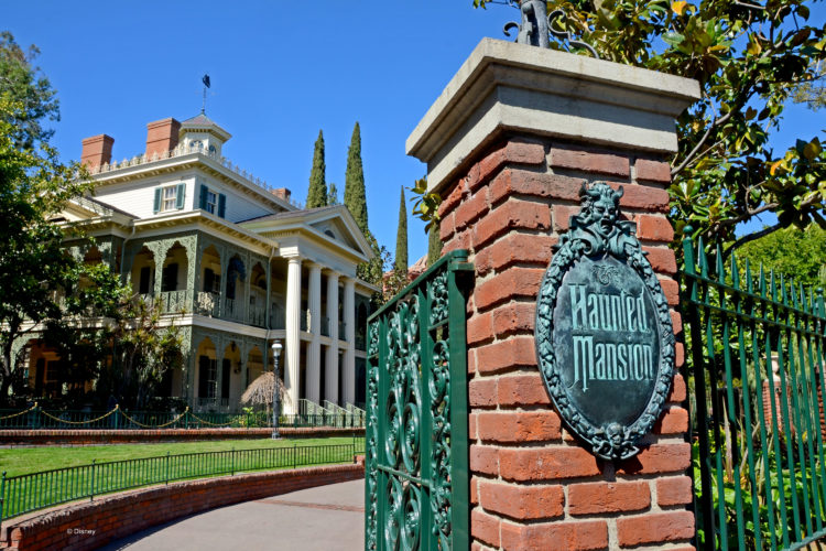 Disney discussed removing Controversial Haunted Mansion Scene