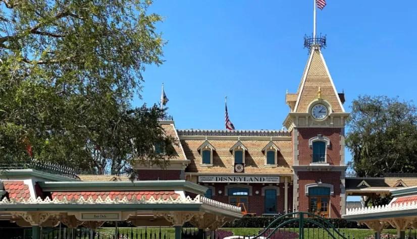 Cast Members return to work at Disneyland