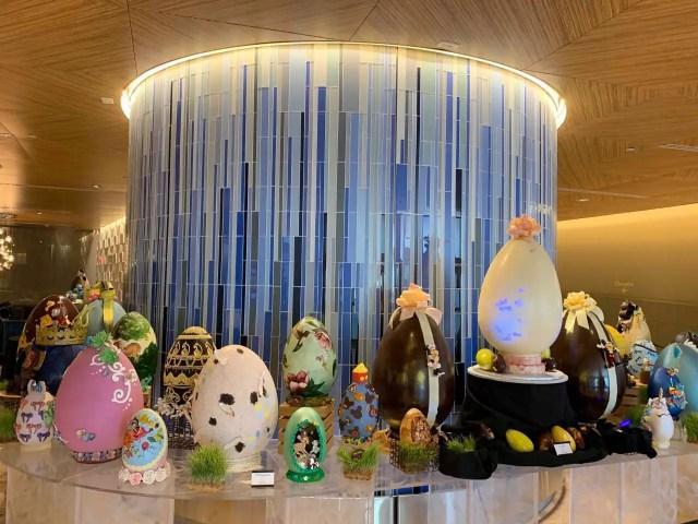 Disney World Resort Easter Egg displays are returning! 2