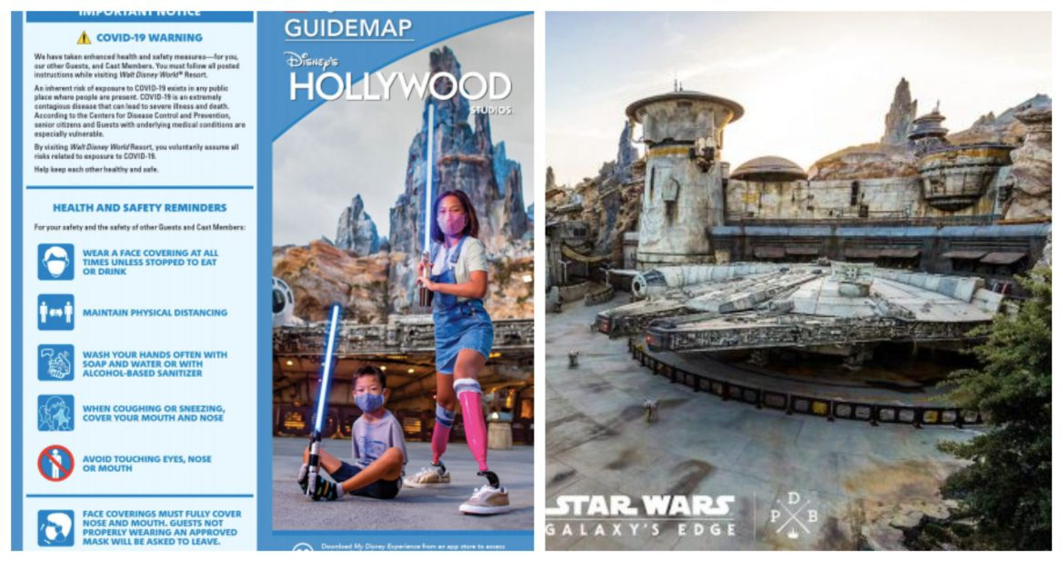 New Hollywood Studios Park Map Now Features Children With Prosthetics