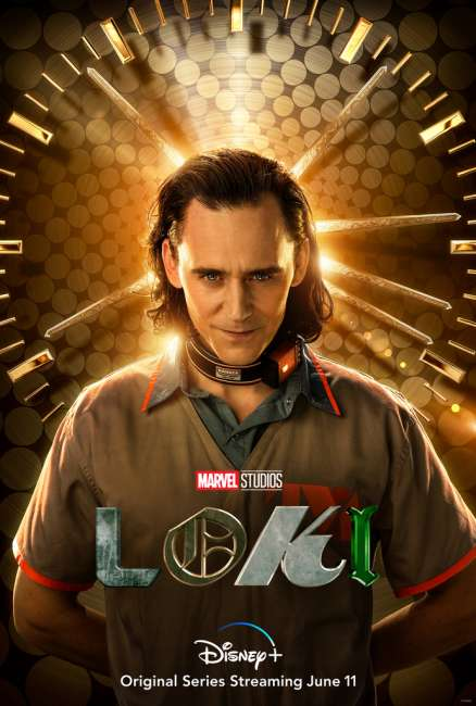 Marvel's Loki TV Series gets a new poster