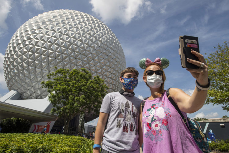 Disney World mask mandate could end by Summer