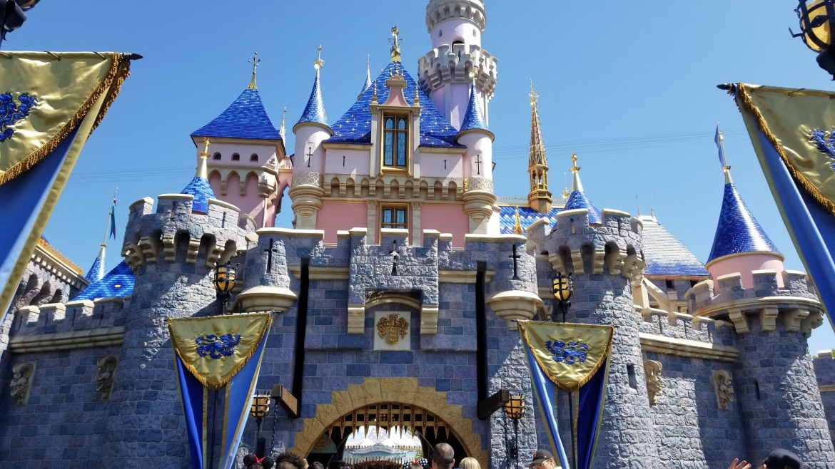 California moves into the Orange tier now Disneyland can open to more guests!