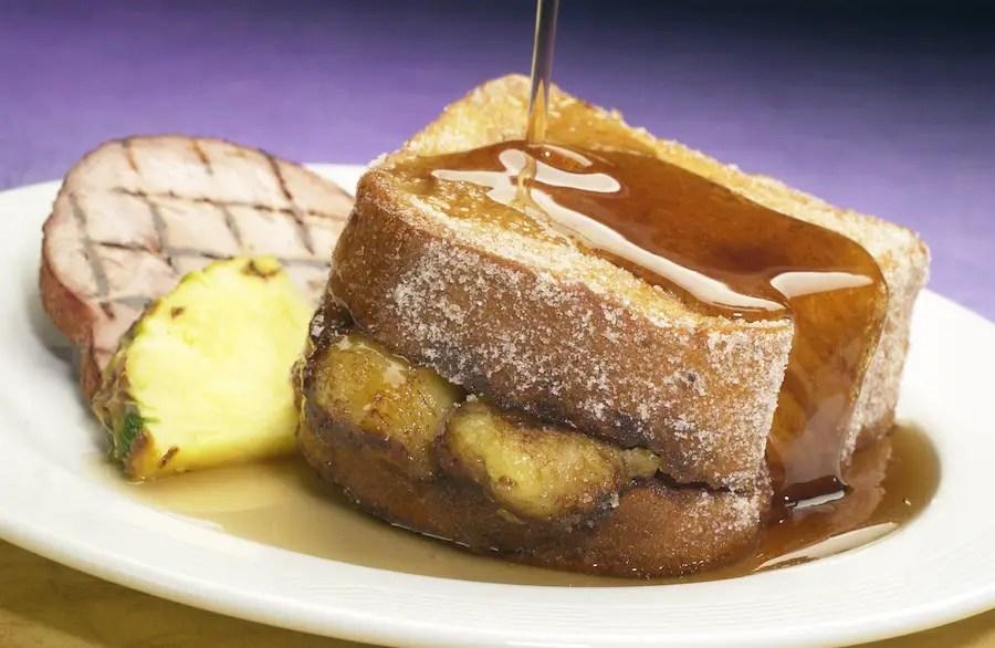 Tonga Toast Recipe From Disney's Polynesian Resort!