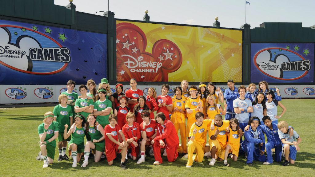 Classic Disney Channel Games Now On Disney+