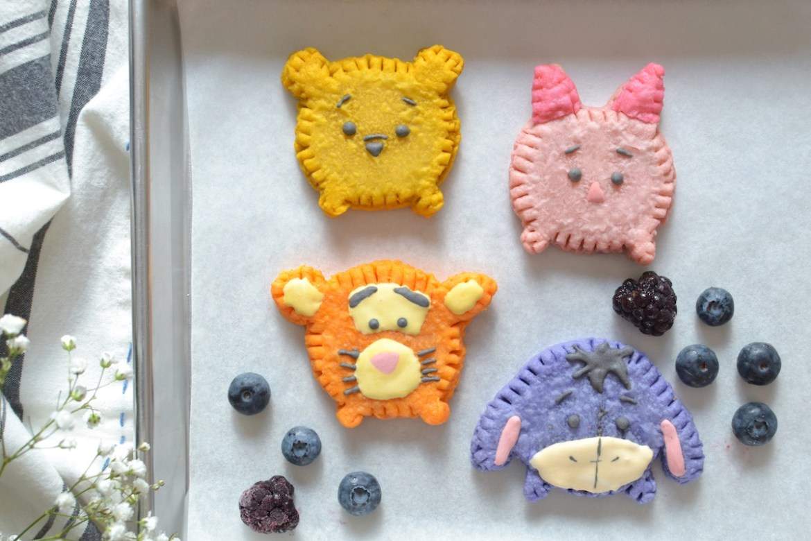 Adorable Winnie The Pooh Hand Pies You Can Make At Home!