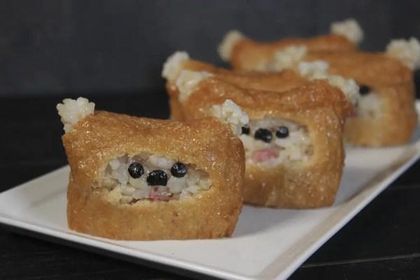 Ewok sushi