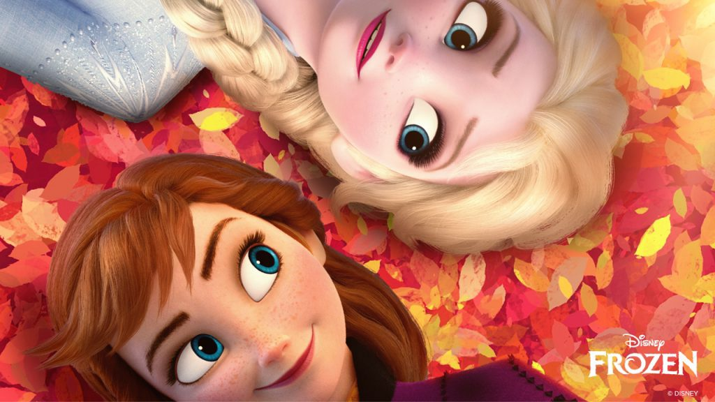 Celebrate Sisters And Siblings With Frozen On April 10th!