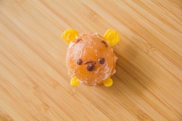 Winnie the Pooh donut bouquet