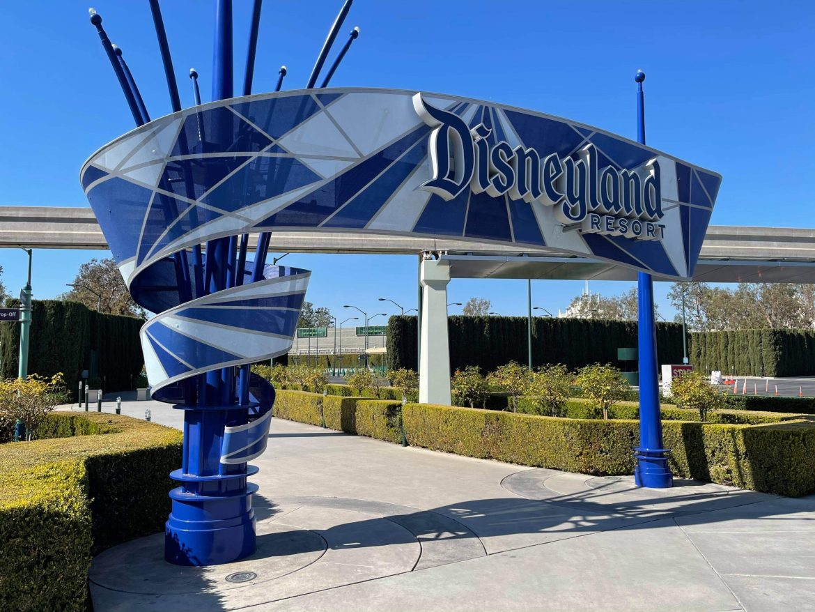Disneyland eligible to reopen on April 1st with very reduced capacity