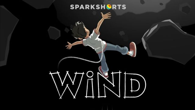 'Wind' SparkShort promo image from Pixar