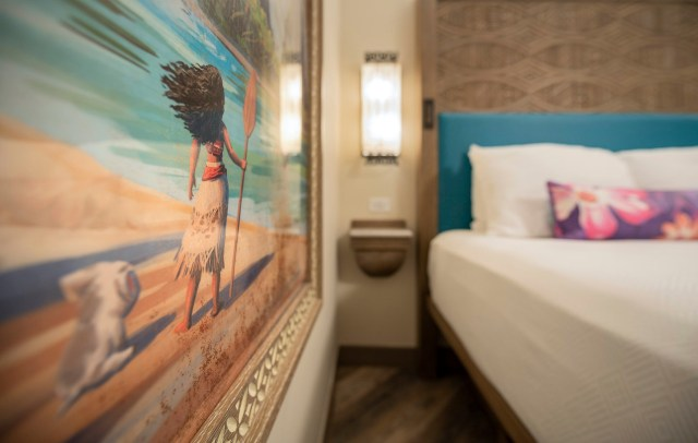 First Look Inside a Moana Reimagined Room from Disney's Polynesian Village Resort 4