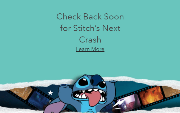 April Stitch Crashes Disney Collection Delayed 1