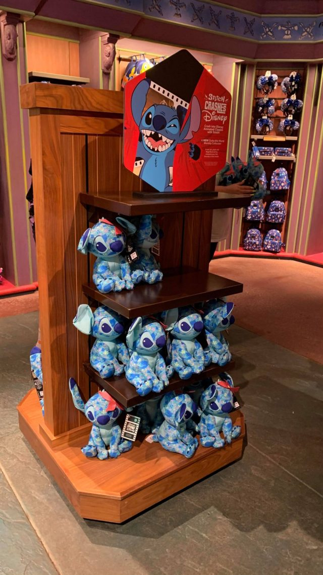 Stitch Crashes The Little Mermaid Collection Arrives At Walt Disney World 2