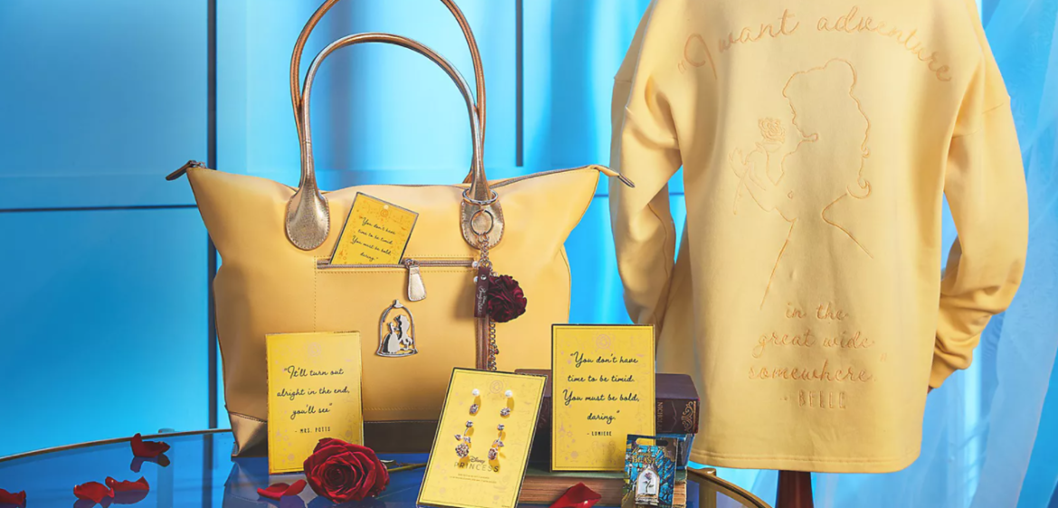 Oh La La New Belle Collection From shopDisney UK