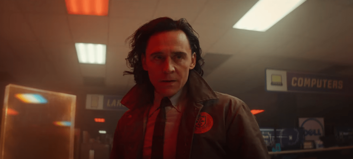 First Look at Marvel's Loki Series coming to Disney+