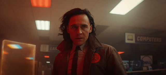 First Look at Marvel's Loki Series coming to Disney+ 1