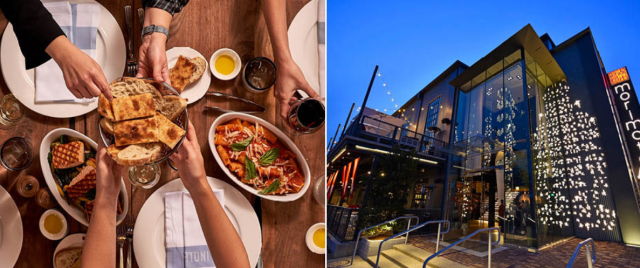 Patina Restaurant Group is hiring for multiple locations in Disney Springs with a sign-on bonus! 3