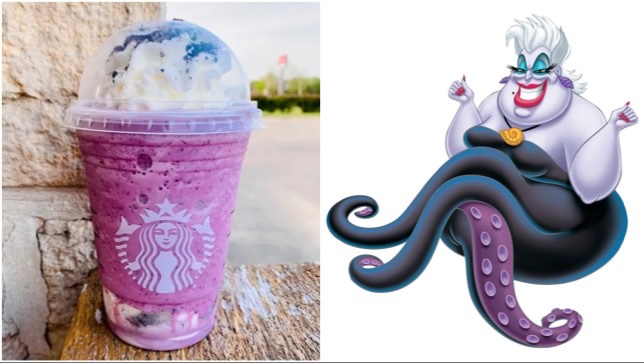 This Ursula Frappuccino Is Perfect For Your Poor Unfortunate Soul