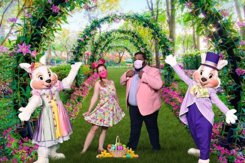 Visit Disney Springs for an Easter Photo Op