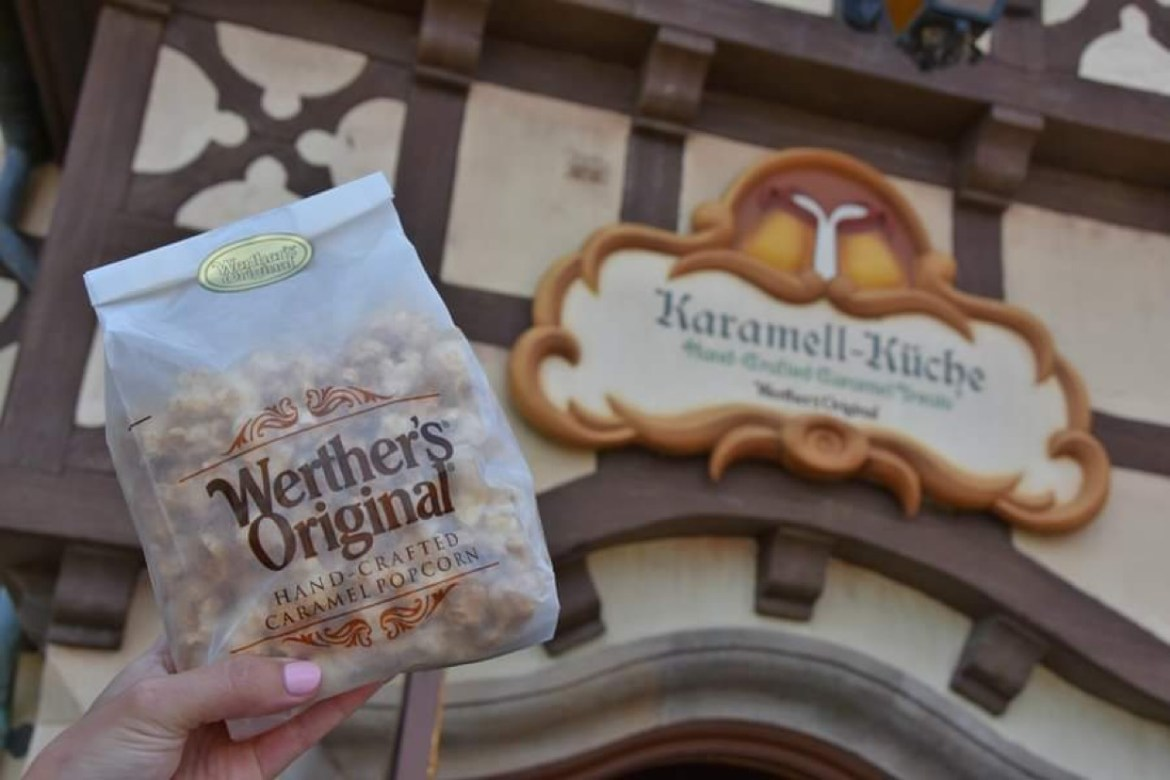 Win a trip to Disney World from Werther's Original!