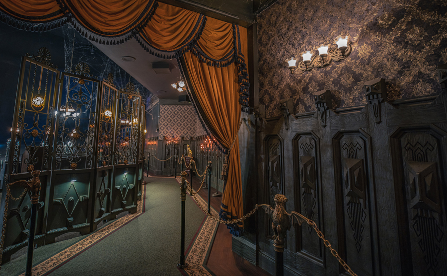 Behind The Scenes Look at the New Haunted Mansion Updates coming to Disneyland