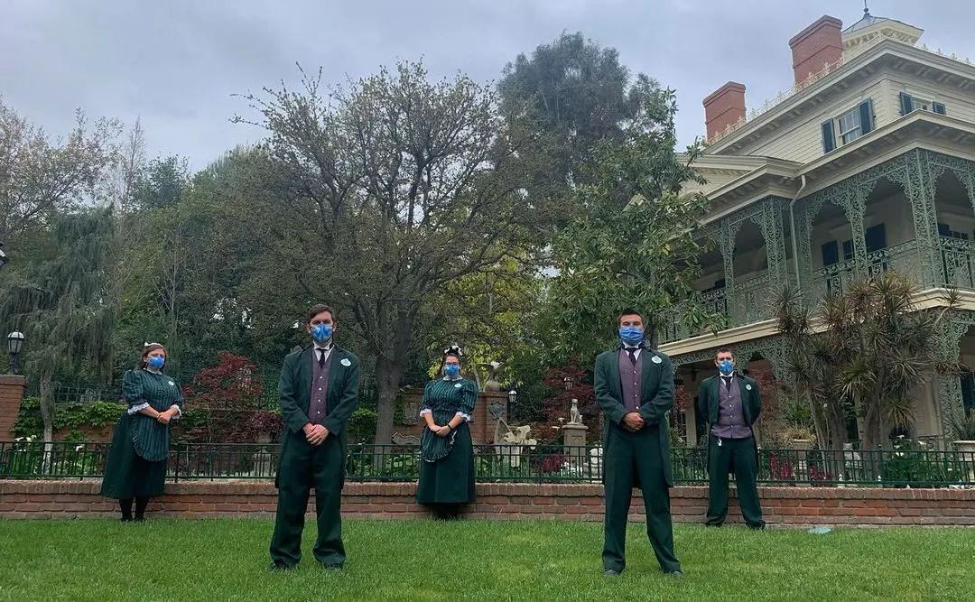 Disneyland President Ken Potrock shares details on Haunted Mansion enhancements