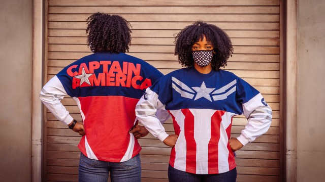 Check out the New Marvel Merch Inspired by 'The Falcon and the Winter Soldier' 1