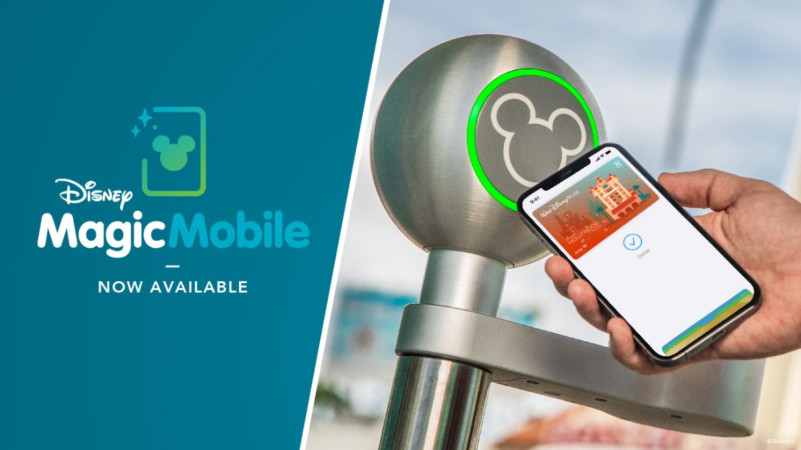 Disney's MagicMobile is available on Android