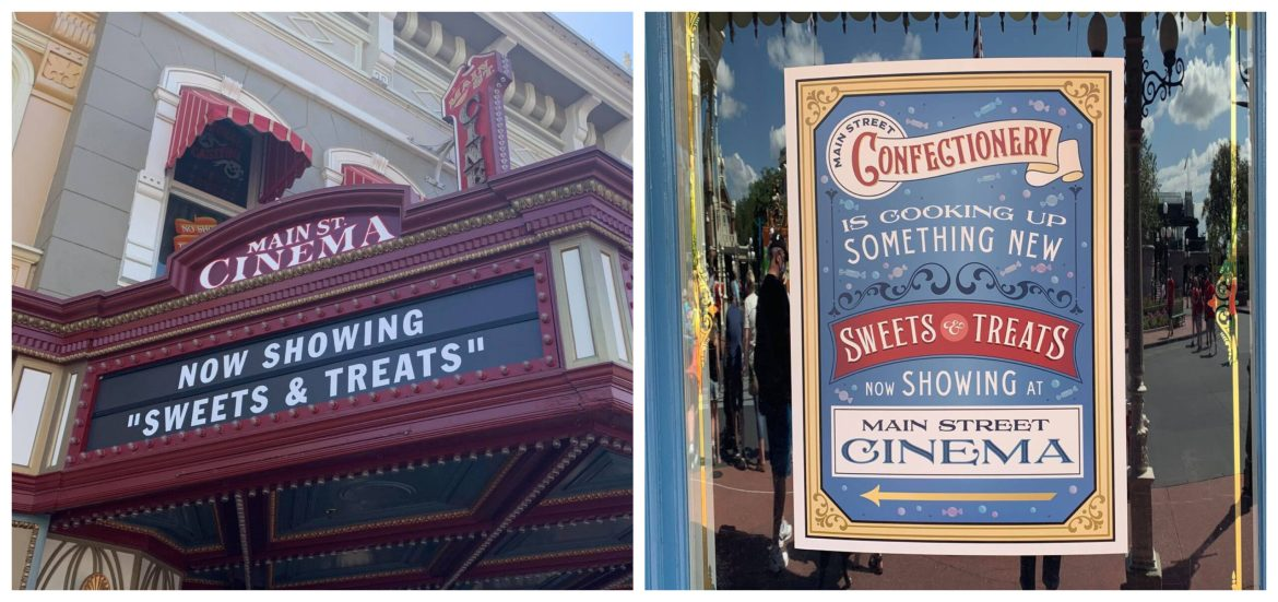 Main Street Confectionery now open in temporary location at the Magic Kingdom