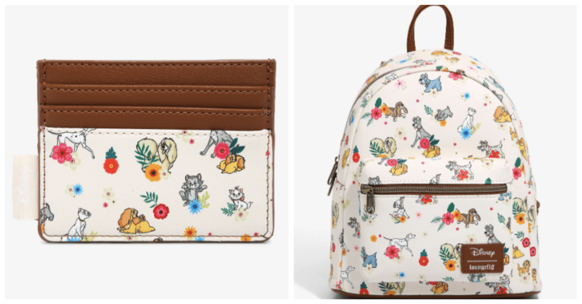 Disney Pets Loungefly Collection From Hot Topic