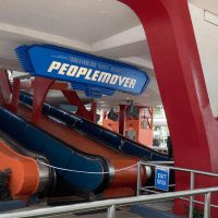 PeopleMover Entrence