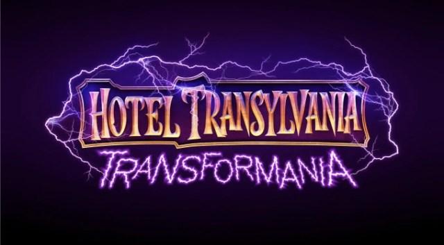 Hotel Transylvania: Transformania Logo