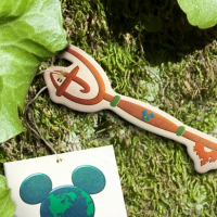 Earth Day Disney Key
